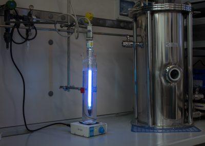 : Lampada UV per disinfezione acqua