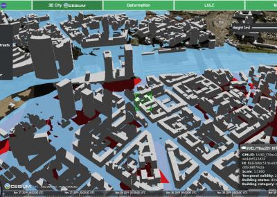 Simulazione di inondazione a Milano con globi virtuali open source (progetto Urban Geo Big Data http://www.urbangeobigdata.it/)