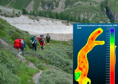 Campagna annuale di misura fotogrammetrica da drone del ghiacciaio del Belvedere (Macugnaga - VCO)