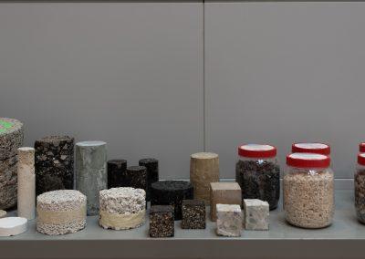 Esempi di Materiali e Provini Oggetto di Ricerca e Sviluppo
