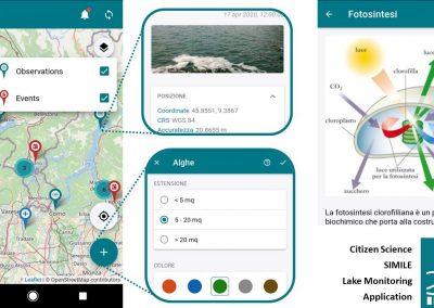 : Partecipazione dei cittadini al monitoraggio ambientale. Sviluppo di applicazioni mobile cross-platform