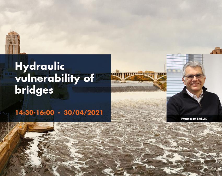Secondo evento dello Student Chapter @DICA: Hydraulic vulnerability of bridges