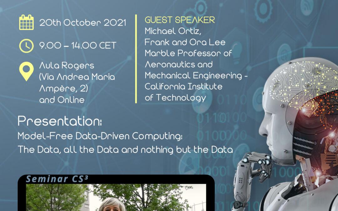 Advanced Computing and Big Data