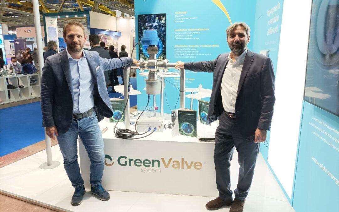 Dalla collaborazione tra Politecnico di Milano e PIDE srl nasce il Sistema GreenValve