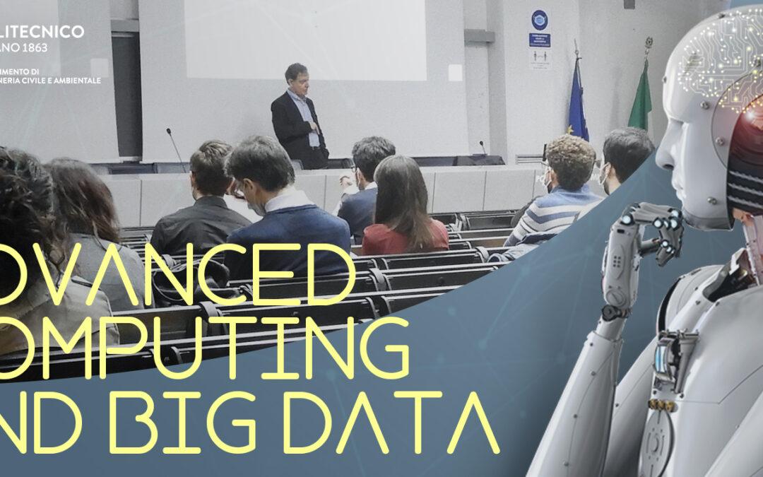 """Seminario """"Advanced Computing and Big Data"""": la gallery dell'evento in presenza"""
